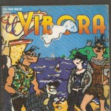Cómics: EL VIBORA - Nº 56 57 - EXTRA DE VERANO - VII-1984 - LA CUPULA -. Lote 191594073