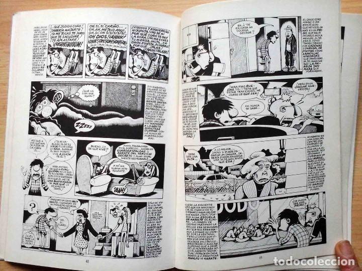 Cómics: Odio. Volúmen 1 (Peter bagge) Vibora Comix. Ediciones La Cúpula 1995 - Foto 4 - 192686655