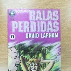 Fumetti: BALAS PERDIDAS #11. Lote 193709238