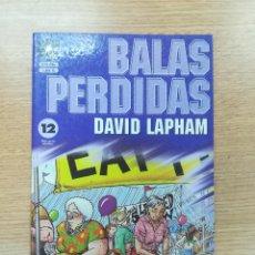 Fumetti: BALAS PERDIDAS #12. Lote 193709246