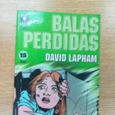 Fumetti: BALAS PERDIDAS #15. Lote 193709263