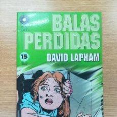 Cómics: BALAS PERDIDAS #15. Lote 193709265