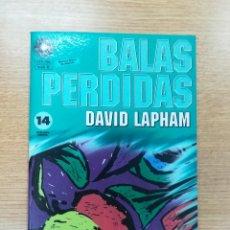Cómics: BALAS PERDIDAS #14. Lote 193709270