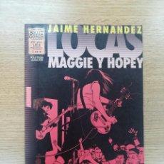 Cómics: LOCAS MAGGIE Y HOPEY #1. Lote 193709283