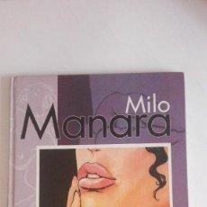 Cómics: MILO MANARA. EL.PERFUME DEL INVISIBLE 1. Lote 193730518
