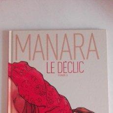 Cómics: MILO MANARA. LE DÉCLIC 1. Lote 193734098
