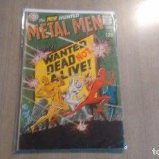 Cómics: METAL MEN - NUMERO 34 -. Lote 193906642