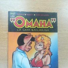 Cómics: OMAHA LA GATA BAILARINA #9. Lote 193966451