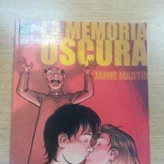 Cómics: LA MEMORIA OSCURA. Lote 193966460