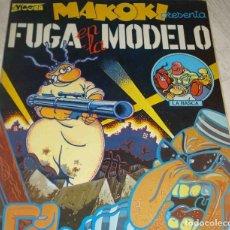 Cómics: MAKOKI. FUGA EN LLAMODELO. Lote 194072858