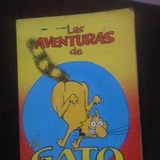 Cómics: G. SHELTON -LAS AVENTURAS DE EL GATO DE FAT FREDDY Nº2 - EDICIONES LA CUPULA BOLSILLO -1981. Lote 194178596