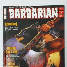 Cómics: BARBARIAN VOL. 2 Nº 2 - REVISTA COMICS. Lote 194179455