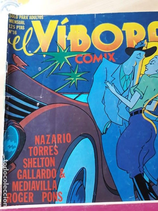 Cómics: el vibora (16, 22) Escorpion (extra 1981) El comic del oeste (3) - Foto 2 - 194179913