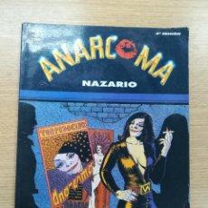 Cómics: ANARCOMA 4ª EDICION (NAZARIO). Lote 194525622