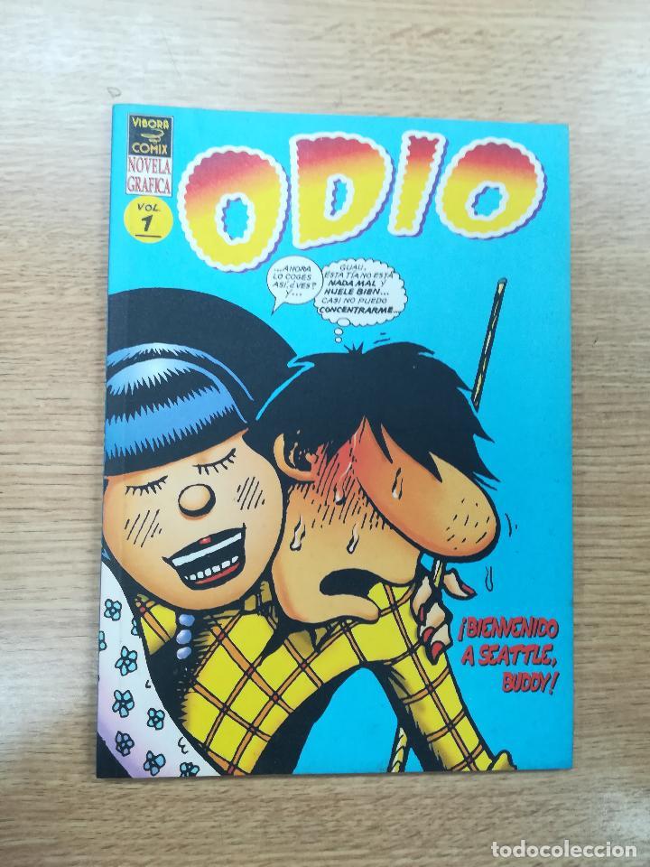 ODIO #1 (Tebeos y Comics - La Cúpula - Comic USA)