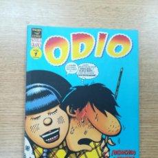 Cómics: ODIO #1. Lote 194961452