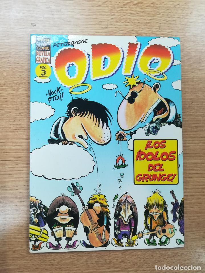 ODIO #3 (Tebeos y Comics - La Cúpula - Comic USA)