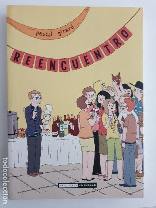 REENCUENTRO, PASCAL GIRARD (Tebeos y Comics - La Cúpula - Comic Europeo)
