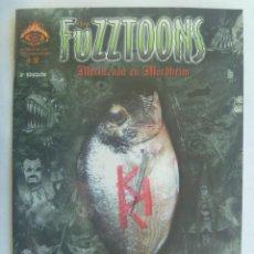 Cómics: FUZZTOONS . EL SEÑOR DE LOS PARDILLOS, Nº 2: MERLUZADA EN MORDHEIM. LA CUPULA. Lote 195048937