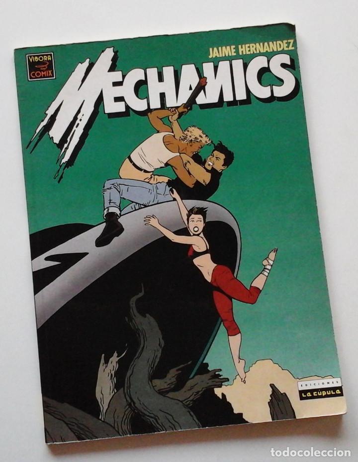 MECHANICS, DE JAIME HERNANDEZ. ALBUM A COLOR, LA CÚPULA. GENIAL (Tebeos y Comics - La Cúpula - Comic USA)