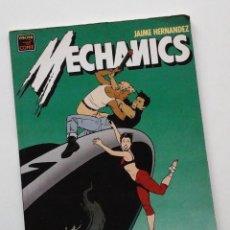 Cómics: MECHANICS, DE JAIME HERNANDEZ. ALBUM A COLOR, LA CÚPULA. GENIAL. Lote 195063797