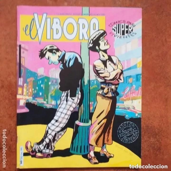 EL VIBORA NUM 106 (Tebeos y Comics - La Cúpula - El Víbora)