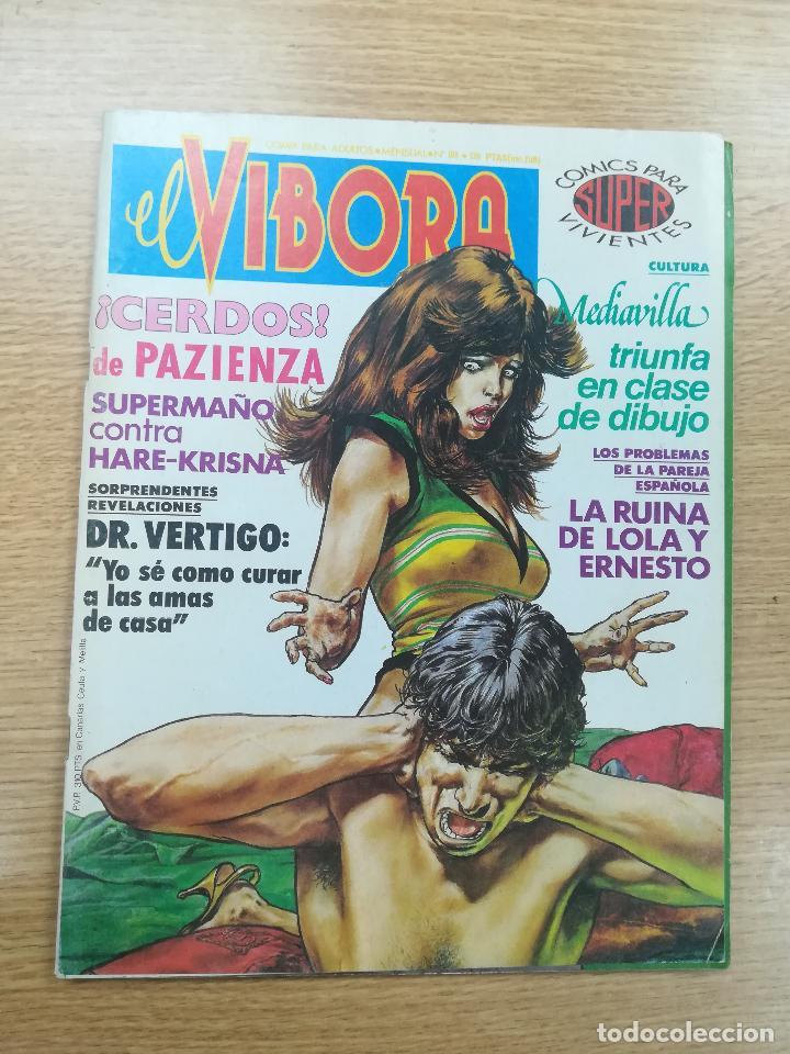 EL VIBORA #108 (Tebeos y Comics - La Cúpula - El Víbora)