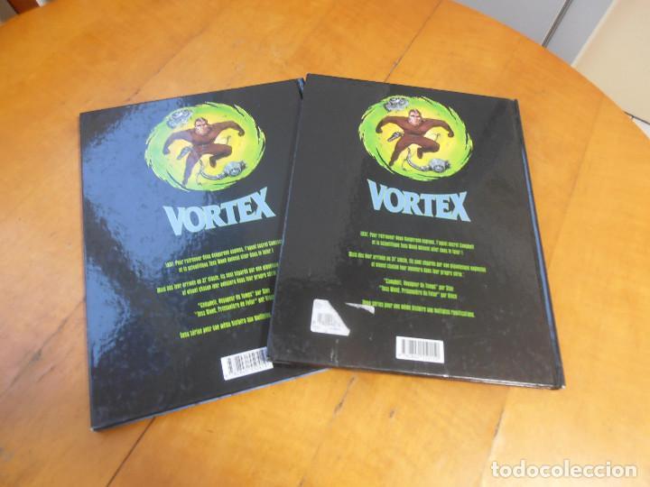 Cómics: COMIC STAN VORTEX VOYAGEUR DU TEMPS 1 Y 2 DELCOURT - Foto 2 - 195333341
