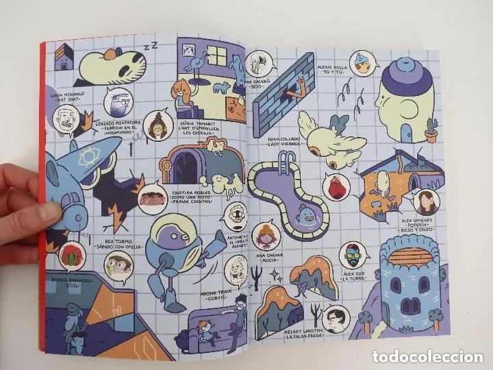 Cómics: VOLTIO N.º 2 (Varios Autores) La Cúpula, 2016 - Foto 3 - 195352837