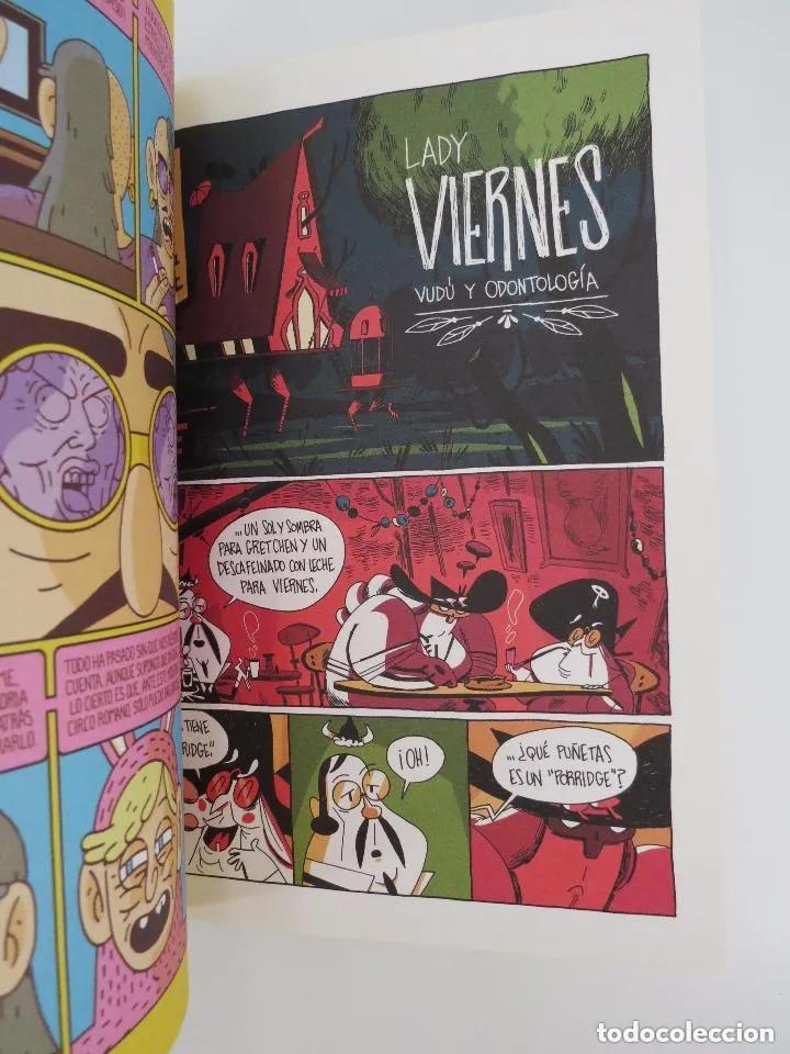 Cómics: VOLTIO N.º 2 (Varios Autores) La Cúpula, 2016 - Foto 4 - 195352837