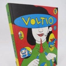 Cómics: VOLTIO N.º 2 (VARIOS AUTORES) LA CÚPULA, 2016. Lote 195352837