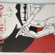 Cómics: DESALMADO, DE PERRO Y MIGOYA. Lote 196669726