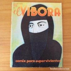 Cómics: EL VIBORA 43 PONS, CARULLA, ONLIYU, CIFRE, MAGNUS, VEYRON, MAX, CARRATALA... LA CUPULA. Lote 196723348