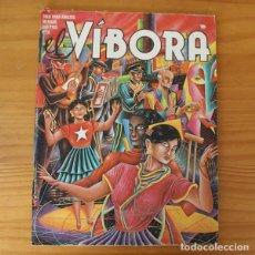 Cómics: EL VIBORA 26 CEESEPE, SHELTON, MAX Y MIR, GALLARDO, MEDIAVILLA, GASQUET... LA CUPULA. Lote 196723432
