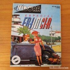 Cómics: EL VIBORA ESPECIAL FRANCIA VEYRON, VUILLEMIN, MARGERIN, PETILLON, VARENNE, FRANQUIN... LA CUPULA. Lote 196723537