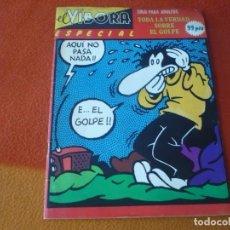 Cómics: EL VIBORA ESPECIAL TODA LA VERDAD SOBRE EL GOLPE ¡BUEN ESTADO! . Lote 196750012