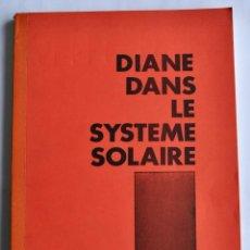 Cómics: DIANE DANS LE SYSTEME SOLAIRE. CERCLE DES AMIS DES BANDES DESSINÉES. BRUSELAS. EJEMPLAR 256. Lote 197027083