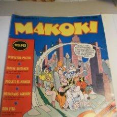 Comics : MAKOKI Nº 2. SÓLO PARA ADULTOS (ESTADO NORMAL). Lote 197031435