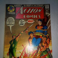 Cómics: ACTION COMICS 402 - 1971 15Ç - SUPERMAN - DC COMICS - ORIGINAL. Lote 197231010