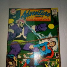 Cómics: ADVENTURE COMICS LEGION OF SUPER-HEROES Nº366-1968 12Ç - DC COMICS - ORIGINAL. Lote 197232191