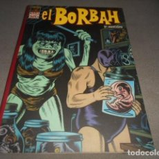 Cómics: EL BORBAH NOVELA GRAFICA. Lote 198132366