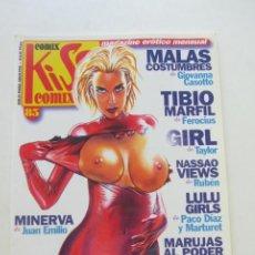 Comics : KISS COMIX Nº 85 MAGAZINE EROTICO LA CUPULA MUCHOS MAS A LA VENTA MIRA TUS FALTAS CX49. Lote 199294788
