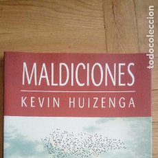 Cómics: MALDICIONES - KEVIN HUIZENGA - NOVELA GRÁFICA ED. LA CÚPULA 2007. Lote 199297367