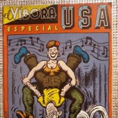 Fumetti: EL VIBORA : ESPECIAL USA. Lote 199685031