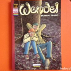 Cómics: WENDEL - DE HOWARD CRUSE - LA CÚPULA 2004 - NUEVO. Lote 199685075