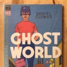 Comics: GHOST WORLD - MUNDO FANTASMAL - DANIEL CLOWES - LA CÚPULA. Lote 201150547
