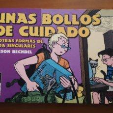 Cómics: COMIC UNAS BOLLO DE CUIDADO 2005 ALISON BECHDEL. Lote 201503967