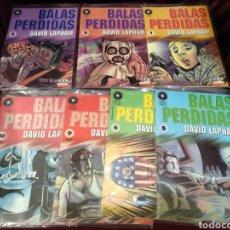 Cómics: BALAS PERDIDAS 7 NÚMEROS, LA CÚPULA.. Lote 201598573