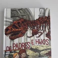 Fumetti: DE PADRES E HIJOS. JEFFREY BROWN. TOMO CARTONE. Lote 201849708