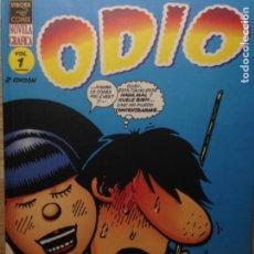 Cómics: ODIO VOL.1- BIENVENIDO A SEATTLE, BUDDY!. Lote 202286930